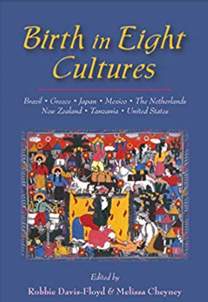 Book Cover of Birth in Eight Cultures: