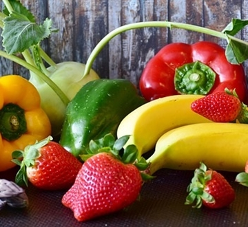 Getting in Your Daily Servings of Fruits and Vegetables During Pregnancy