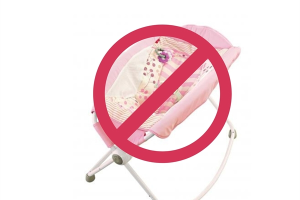 Major Online Retailers Pull Inclined Infant Sleepers from Their Stores Due to Safety Concerns and Increased Risk of Death