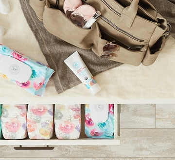 Top 5 Picks for Diaper Bags