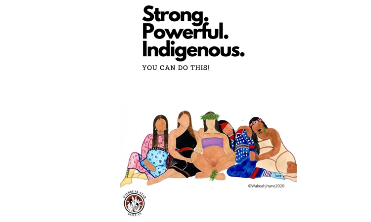 An Amazing Gift of Indigenous Birth Affirmation Posters for You