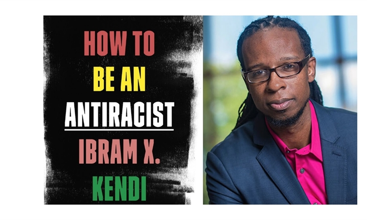 "Free Virtual Event: ""How to Be an Antiracist"" with Award-Winning Scholar Ibram X. Kendi"