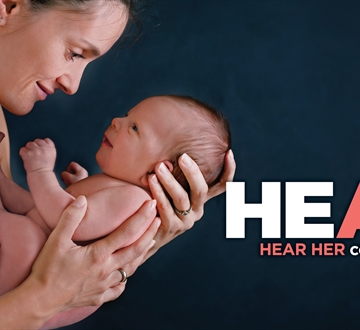 "Make Sure Your Pregnancy Concerns Are Heard - CDC Urges Providers to ""HEAR HER!"""
