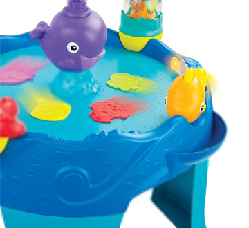 Great Big Gift Idea for Babies & Toddlers - Lamaze Airtivity Table