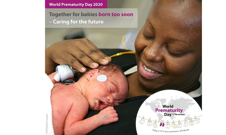 World Prematurity Day 2020 - Childbirth Educators Have a Role