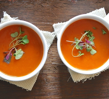 Two Winter Soup Recipes With a Nutritional Punch