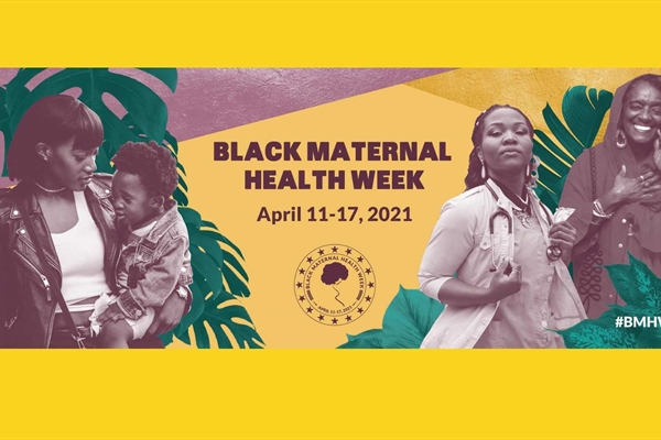 Lamaze International Celebrates Black Maternal Health Week and Childbirth Education's Role in the 2021 Momnibus