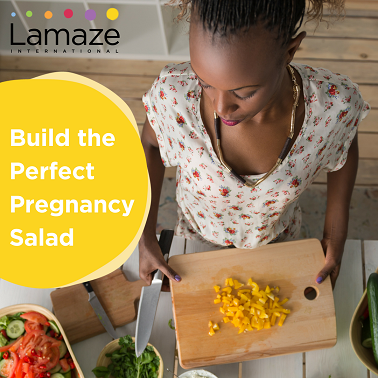 How to Make the Best Salad for Pregnancy
