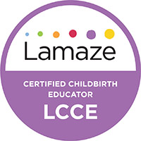 LCCE Seal Purple